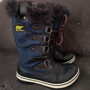 Sorel Joan of Arctic boots women's size 6